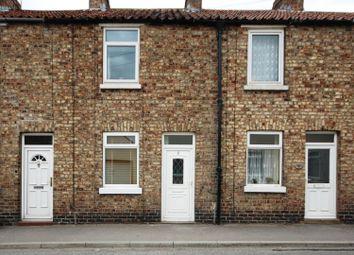 Thumbnail 2 bed terraced house to rent in Vine Street, Norton, Malton