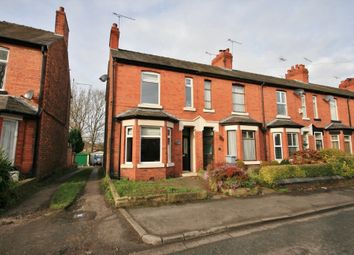 Thumbnail 2 bed end terrace house to rent in Shrewbridge Road, Nantwich