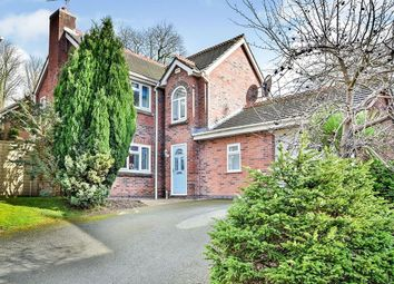 Thumbnail 5 bed detached house to rent in Lea Bank Close, Macclesfield