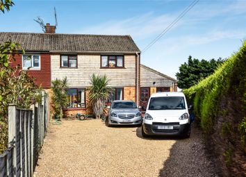 Thumbnail 4 bed semi-detached house for sale in Barnes Road, Frimley, Camberley, Surrey