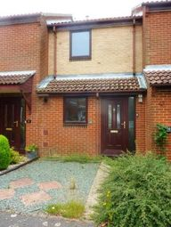 Thumbnail 2 bed terraced house to rent in Vincent Close, New Milton