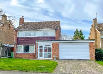 Thumbnail 4 bed detached house for sale in Northwood Drive, Sittingbourne, Kent