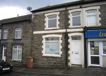Thumbnail 3 bed terraced house for sale in West Street, Bargoed