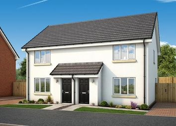 "Thumbnail 3 bed property for sale in ""The Blair At Baxterfield"" at Torbeith Gardens, Hill Of Beath, Cowdenbeath"
