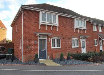 Thumbnail 3 bed semi-detached house for sale in Blackberry Copse, Felpham, Bognor Regis