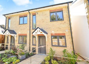 Thumbnail 3 bed town house for sale in Zion Place, Thornton Heath