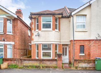 Thumbnail 4 bed semi-detached house for sale in Newcombe Road, Southampton