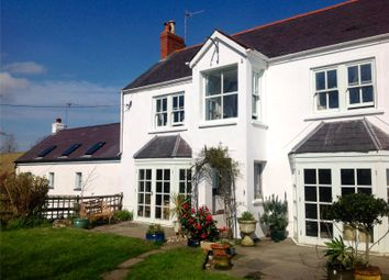 Thumbnail 4 bedroom detached house for sale in Lime House & Cottage, Manorbier, Tenby, Pembrokeshire