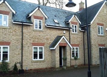Thumbnail 3 bed terraced house for sale in 10 Stuart Court, Tempsford, Sandy, Bedfordshire