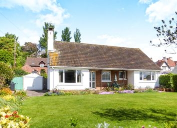 Thumbnail 3 bed detached bungalow for sale in Parks Lane, Minehead