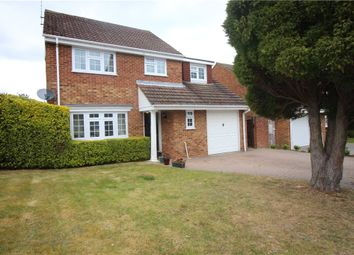 Thumbnail 4 bedroom detached house for sale in Hardy Avenue, Yateley, Hampshire