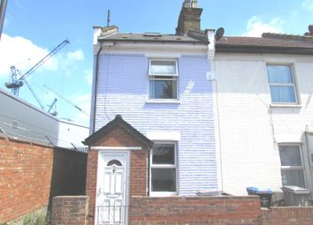 Thumbnail 3 bed end terrace house for sale in Cromwell Road, Wembley, Middlesex