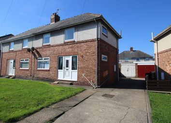 Thumbnail 3 bed semi-detached house for sale in Cypress Crescent, Dunston, Gateshead