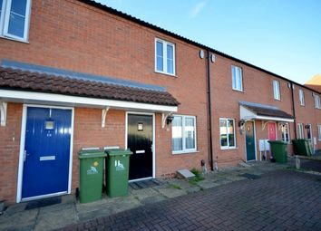 Thumbnail 2 bed terraced house to rent in Danes Close, Grimsby