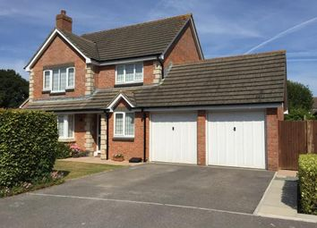 Thumbnail 4 bed detached house for sale in Antler Drive, New Milton