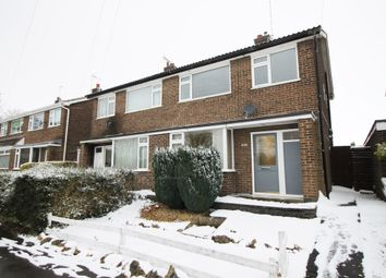 3 bed semi-detached house to rent in Casterton Road, Stamford PE9