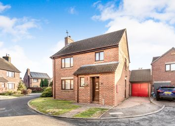 Thumbnail 3 bed detached house for sale in Tangmere Close, Bicester
