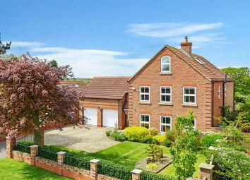 Thumbnail 6 bed detached house for sale in Bradley Lane, Rufforth, York
