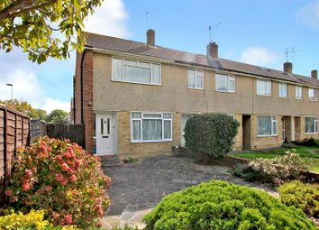 Thumbnail 2 bed end terrace house for sale in Harrison Road, Broadwater, Worthing