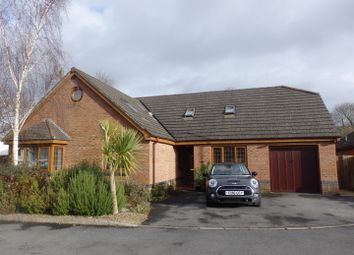 Thumbnail 4 bed detached bungalow for sale in Coed Y Bwlch, Bynea, Llanelli