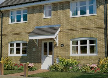 Thumbnail 3 bed detached house for sale in Plot 45 The Ocknell, Ramley Road, Pennington, Lymington, Hampshire