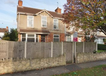 Thumbnail 3 bed semi-detached house for sale in The Crescent, Woodlands, Doncaster