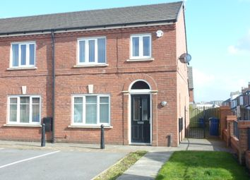Thumbnail 3 bed semi-detached house to rent in Ashworth Street, Elton, Bury