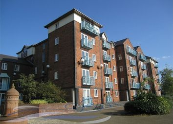 Thumbnail 2 bedroom flat for sale in Cork House, Maritime Quarter, Swansea