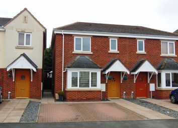 Thumbnail 3 bed semi-detached house for sale in Philipscote, Evesham