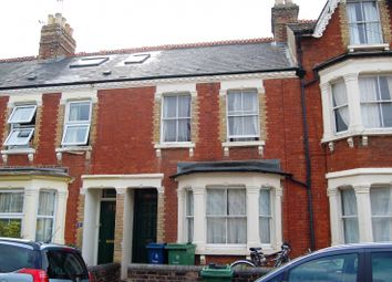 Thumbnail 4 bedroom terraced house to rent in Regent Street, Oxford
