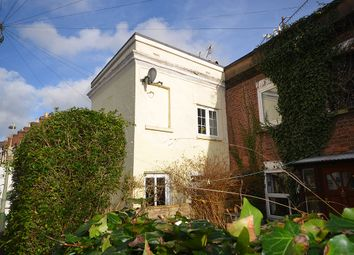 Thumbnail 1 bed end terrace house for sale in Well Street, Close To City Centre, Exeter