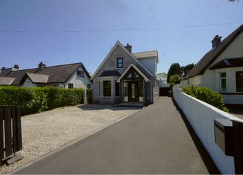 Thumbnail 4 bed detached house for sale in Bryansburn Road, Bangor West, Bangor