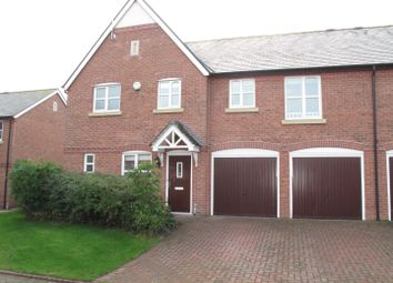 Thumbnail 4 bedroom semi-detached house for sale in St Clements Court, Weston