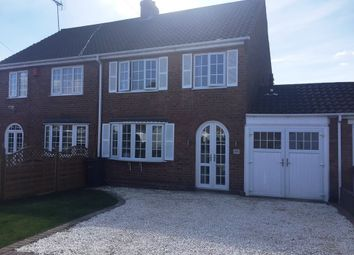 Thumbnail 3 bed semi-detached house for sale in Shenstone Road, Maypole, Birmingham