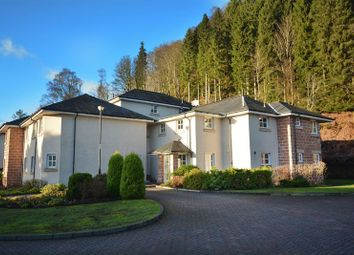 Thumbnail 3 bed flat for sale in Tulipan Court, Callander