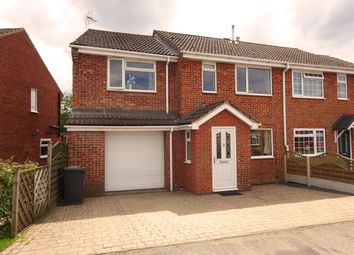 Thumbnail 3 bed semi-detached house for sale in Barons Crescent, Copmanthorpe, York