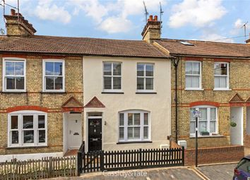 Thumbnail 3 bed terraced house for sale in Lower Paxton Road, St Albans, Hertfordshire