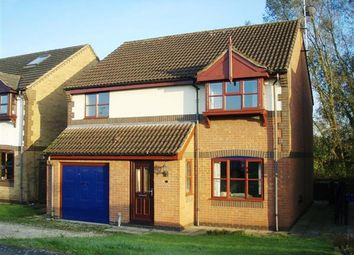 Thumbnail 3 bed detached house to rent in Windsor Way, Broughton, Brigg