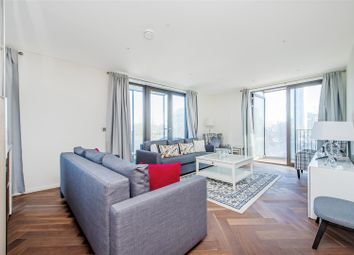 Thumbnail 2 bed flat to rent in Ambassador Building, Embassy Gardens, 5 New Union Square, Nine Elms, London