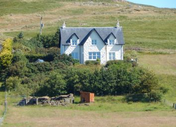 Thumbnail 4 bed detached house for sale in Kilmuir, Dunvegan, Isle Of Skye