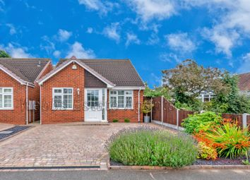 Thumbnail 2 bed detached bungalow for sale in Sunfield Road, Cannock