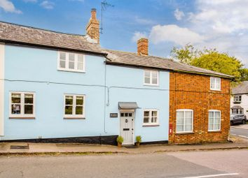 Thumbnail 2 bed terraced house for sale in Buckingham Road, Gawcott, Buckingham
