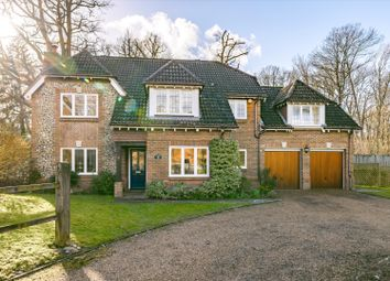 Falconwood, East Horsley, Leatherhead, Surrey KT24. 5 bed detached house for sale