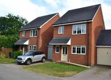 Thumbnail 3 bed detached house for sale in Swaits Meadow, Headley, Berkshire