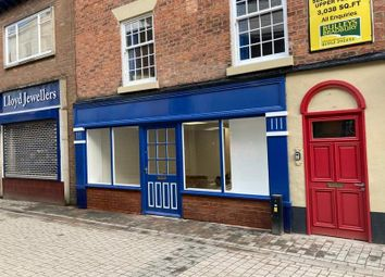 Thumbnail Retail premises to let in Crown Street, Wellington, Telford
