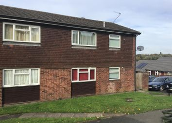 Thumbnail 1 bed flat for sale in Surrey Close, Cannock