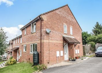 Thumbnail 1 bed end terrace house for sale in Penny Farthing Row, Leigh Close, Westbury