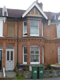 Thumbnail 1 bed flat to rent in Poynter Road, Hove