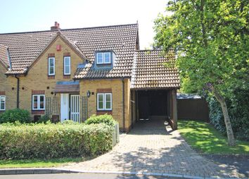 Thumbnail 4 bed semi-detached house for sale in Greenwoods, New Milton
