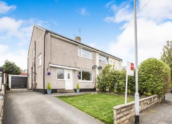 Thumbnail 3 bed semi-detached house for sale in Eastwood Grove, Halifax, West Yorkshire